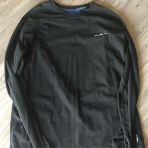 Eddie Bauer fit active long sleeve.